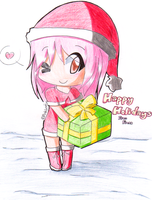Happy Holidays 2012 by PinkLovii