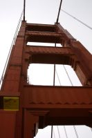 Golden Gate Bridge Perspective by esthermyla