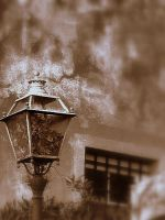Lamp post by ShAzAnAzAmAn