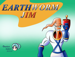 Earthworm Jim by DarkenGales