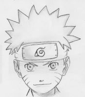 Naruto by dragonvic