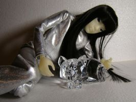 Lorio and the Chrystal Cat 3 by Eriseite