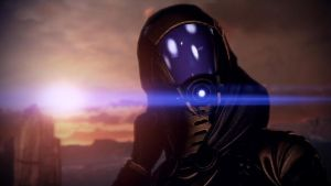 Tali on Rannoch by Revan654