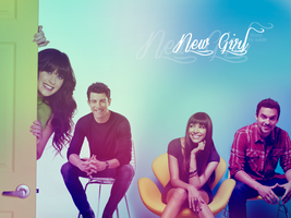 Blend New Girl by xaide89