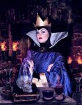 The Evil Queen by Vesperity