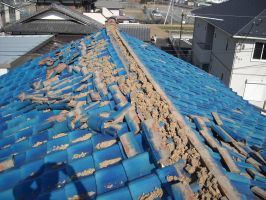 The roof of my house by fujihayabusa