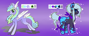 Pony Adopts Collab :Open: AUCTION by snowgraywhite