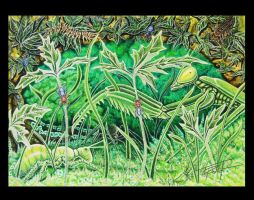 Life in the Undergrowth by TH3ARTD3PT
