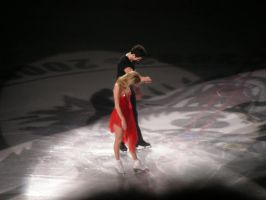 Stars on Ice-Tanith and Ben by Ai-Don