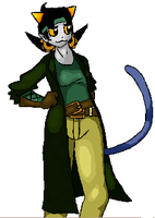 Clockpunk Nepeta by Jam-Bot