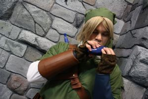 How many times do I have to play a Warp Song?! by Starkiller-Cosplay