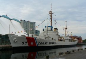 Coast Guard Cutter Taney by F16CrewChief