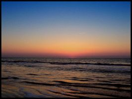 Beach Sunrise2 by sees2moons