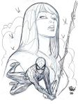 SPIDER-MAN and MARY JANE by Wieringo