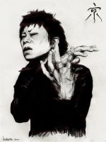 Kyo, Dir en Grey by Shinigami-uta