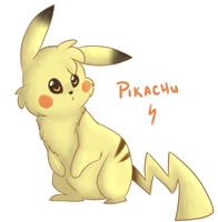 Pika pika by Tinnypants