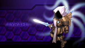 Tyrael by Leto4rt
