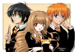 Harry Potter Gang by Felis-M