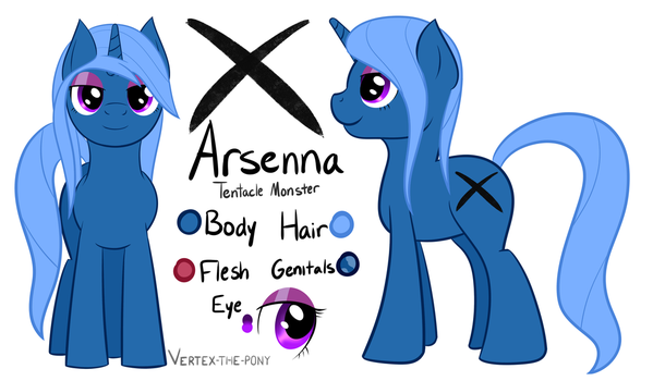 Arsenna Reference by Rhyrs
