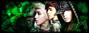 Jongup Facebook cover by SMoran