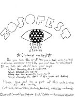 Zosofest Interest Meeting by spastic-fantastic