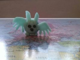 APH: Flying Mint Bunny by Winter--Tea