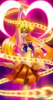 sailor venus by richardlively83