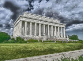 Lincoln Memorial by PaulWeber