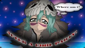 Nel after a party xD by Redzs00