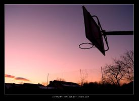 Basketball by carefulWithTheAxe
