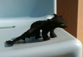 Toothless by mailboxbroussard