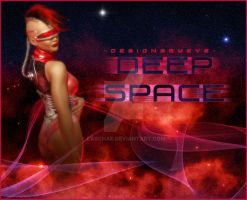 Deep Space by Laschae
