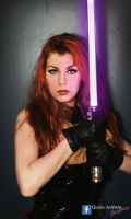 Mara Jade - The Emperor's Hand by Queen-Azshara