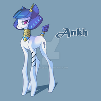 [SOLD] MLP Adoptable Ankh by StickFigureQueen