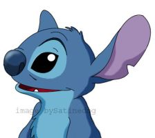 Stitch by Satine-dog