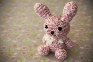 Vintage Bunny by Le-Royaume-Immobile