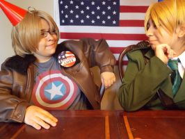 Hetalia- Hey Check It Out England by ThePentagonDragonK