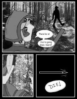 Bobbi and Raveen: Page 5 by Leopard-Gryphon