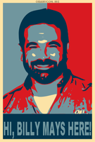 HI ITS BILLY MAYS HERE by mrngmichael