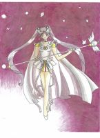 Sailor Cosmos by MysticalMoon123
