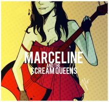 Marceline and the Scream Queens by vivies-q