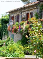 the green balcony by Hurrem