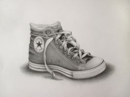 Converse shoe by diana-0421