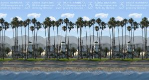Santa Barbara Stereogram by 3Dimka