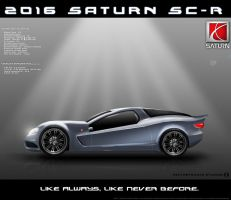 2016 Saturn SC-R Concept by Vectortrance