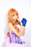 Macross Frontier-Sheryl Nome by menjia