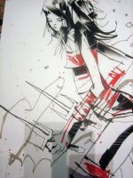 Elektra by JimMahfood-FoodOne