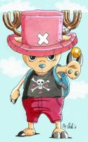 Tony Tony Chopper by airforlife2011