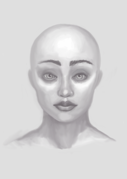 Face Form Practice 3 by strikhedoniak