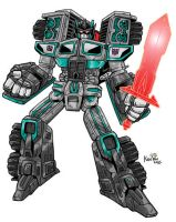 Transformers RiD: Scourge by KneonT